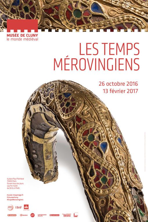 Mérovingiens - Musée Cluny