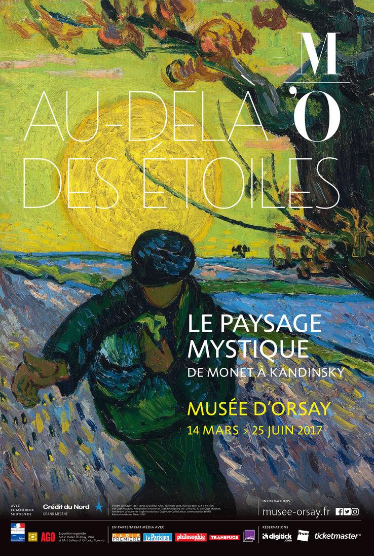 Au delà des étoiles - Musée d'Orsay