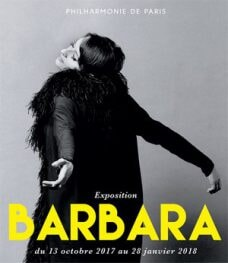 barbara à la philharmonie de paris