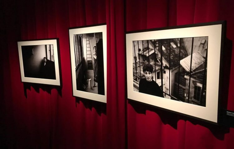 Exposition 'Barbara' à la philharmonie de Paris