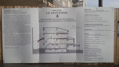 brioude Hotel du Doyenné